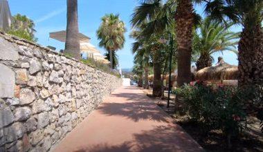 Bodrum Bitez Beach – Walking Tour