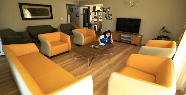 100 Yaş Evleri Tekrar Faaliyete Başlıyor
