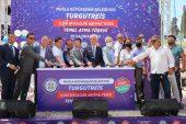 Büyükşehir Bodrum'un Altyapısını İki Kat Arttırıyor