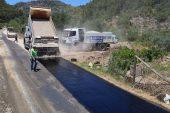 Marmaris Bayır'da Yol Çalışmaları Tamamlandı