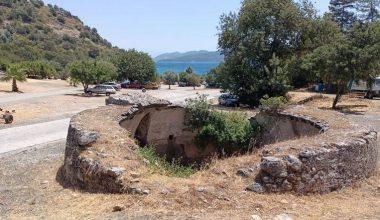 Sarsala Tarihi Alanları Kültür Turizmine Kazandırılıyor