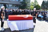 Şehit Ercan Yangöz'ün Naaşı Düzenlenen Törenle Memleketine Uğurlandı