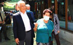 Başkan Gürün, Menteşe Esnafını Ziyaret Etti