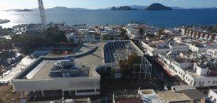 Turtgutreis Çağdaş Yaşam Merkezinin yüzde 97'si tamamlandı