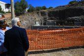 Başkan Osman Gürün, Bodrum'un En Büyük Tesisinin Temelini Atıyor